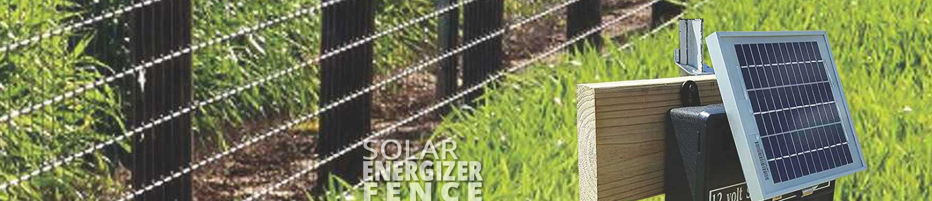 Solar Fence Energizer | Captain Polyplast Ltd.