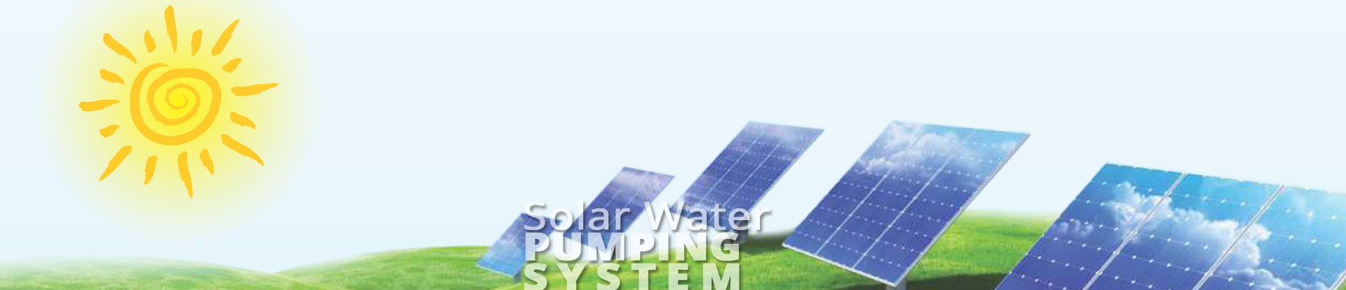 Solar Water Pumping System | Captain Polyplast Ltd.
