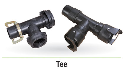 Sprinkler Fittings | Captain Polyplast Ltd.