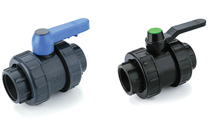 Double Union Long Handle Ball Valve